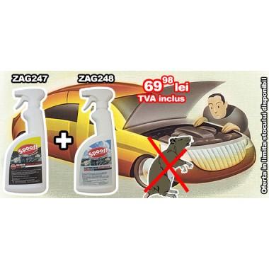 Pachet protectie Auto ZAG248+ZAG247