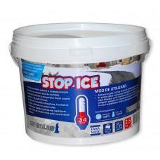 STOP ICE - produs biodegradabil pentru prevenire /combatere gheata 2.5kg