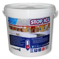 STOP ICE - produs biodegradabil pentru prevenire/combatere gheata 5kg