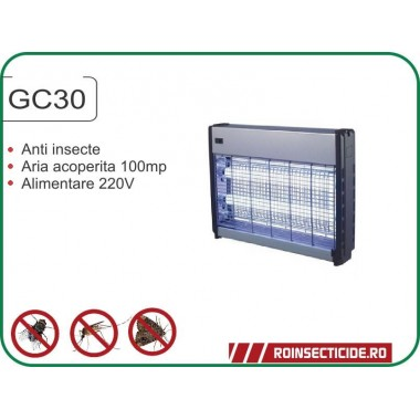 Distrugator insecte semiprofesional (100mp) -GC30