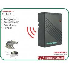 Radarcan 10RC Aparat portabil cu ultrasunete impotriva soarecilor si gandacilor - REDUCERE -20%