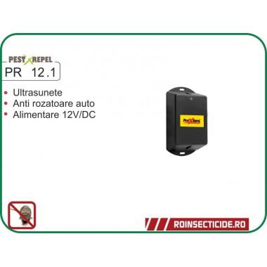 Aparat anti rozatoare auto - PestXRepel PR-12.1