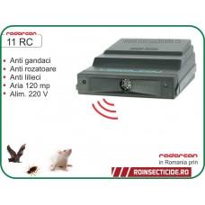 Radarcan 11RC Aparat cu ultrasunete contra rozatoare, lilieci si gandaci (120mp) - REDUCERE -20%