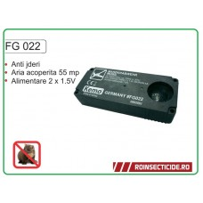Kemo FG022 Dispozitiv pentru alungarea jderilor 55 mp