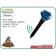 Aparat anti cartita (700 mp) - Isotronic Diamond Albastru