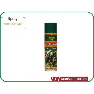 Spray Super Plant lustrant pentru plante 250ml
