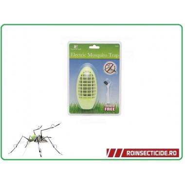 Capcana electrica impotriva tantarilor - Electric Mosquito Trap 55650