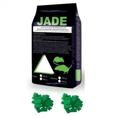 JADE Raticid Parafina - 200 gr