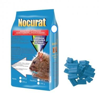 Nocurat Raticid Parafina - 10 kg