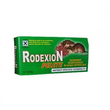 Rodexion Raticid Micropelete - 400 gr