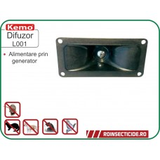 Boxe Piezo pentru generator de ultrasunete 12-15V - Kemo L001