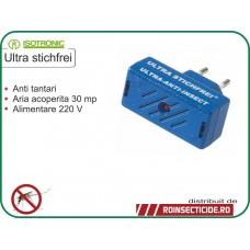 Aparat impotriva tantarilor cu ultrasunete (30mp) - Isotronic Ultra