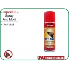 Spray Anti Molii 200ml Super Kill