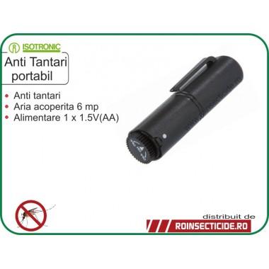 Aparat anti tantari portabil (6 mp) - Isotronic