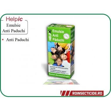 Emulsie impotriva paduchilor (100ml) Helpic