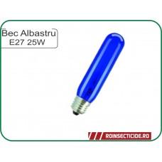 Bec albastru E 27 25 W