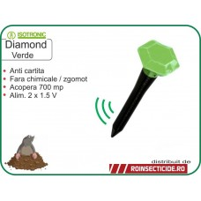 Aparat anti cartita (700 mp) - Isotronic Diamond Verde