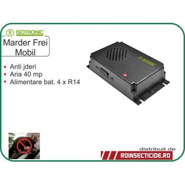 Aparat anti jderi,dihori si rozatoare (40mp) - Isotronic Marderfrei Mobil