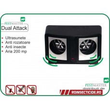 Pestmaster DUAL PestRepeller (200mp - Bidirectional)