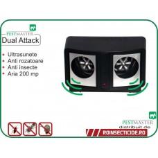 Pestmaster DUAL PestRepeller (200mp - Bidirectional)