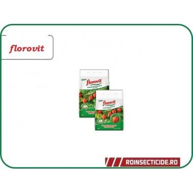 Ingrasamant specializat granulat pentru capsuni, fructe de padure si fragi - Florovit 3kg