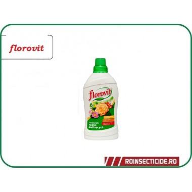 Ingrasamant specializat lichid pentru plante cu flori - Florovit 1 l
