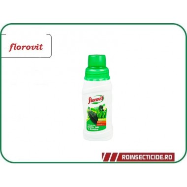 Ingrasamant specializat lichid pentru palmieri, yucca si dracaena - Florovit 0,25 l