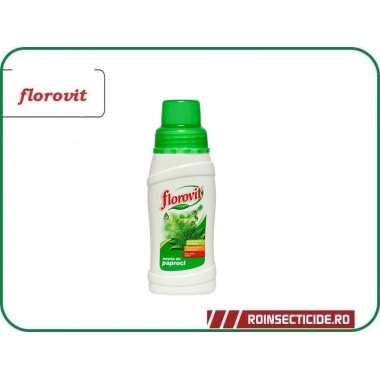 Ingrasamant specializat lichid pentru ferigi - Florovit 0,55 l