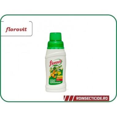 Ingrasamant specializat lichid pentru citrice  - Florovit 0,25 l