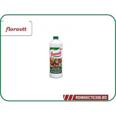 Ingrasamant specializat lichid pentru trandafiri si alte plante cu flori  - Florovit 1 l