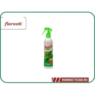 Lustrant pentru frunze - Florovit 0,25 l