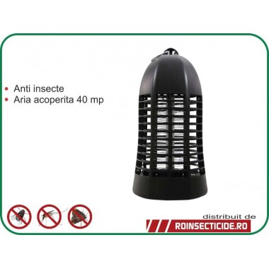 Distrugator anti muste cu lampa UV (aprox. 40 mp) - IK105-4W