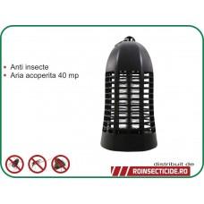 Distrugator anti tantari cu lampa UV (aprox. 40 mp) - IK105-4W
