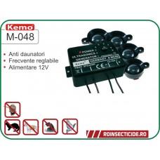 Generator ultrasunete 12-15V - Kemo M048