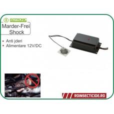 Anti-jder Shock - protejati-va cablurile masinilor, motocicletelor sau utilajelor impotriva rozatoarelor
