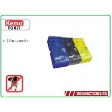 Dispozitiv cu ultrasunete pentru dresarea/alungarea cainilor Kemo FG 017