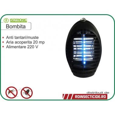 Aparat antiinsecte cu lampa UV pentru 20mp