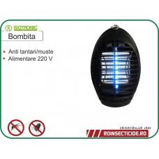 Aparat antiinsecte cu lampa UV pentru 50 mp