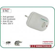 Aparat cu ultrasunete impotriva gandacilor si soarecilor (20mp) - Radarcan 6RC
