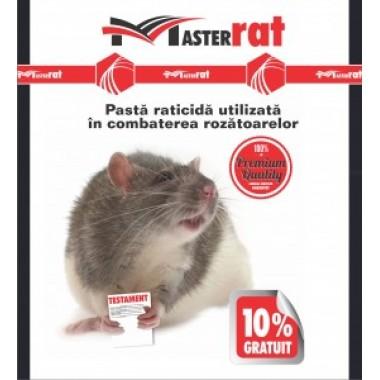 MasterRat Raticid Pasta Rosie - 100 gr