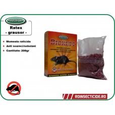 Rodenticid Biokett (200gr.) - Formula Boabe de cereale impregnate