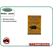 Pasta RATEX (200gr) - Momeala raticida proaspata
