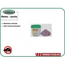 Pasta RATEX (5 kg) - Momeala raticida proaspata