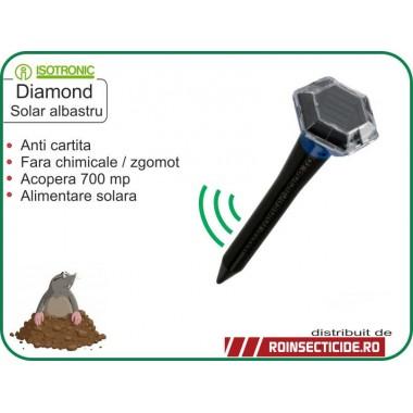 Aparat anti-cartite (700mp) - Isotronic Diamond Solar Albastru