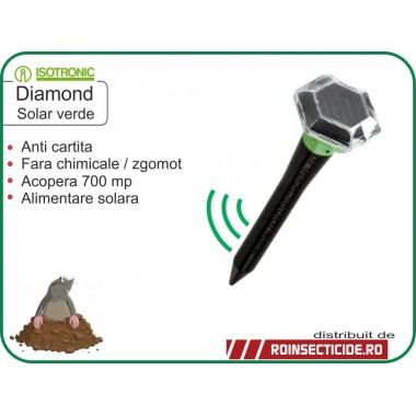 Aparat anticartita (700mp) - Isotronic Diamond Solar Verde