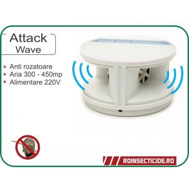Aparat anti-rozatoare (300mp) - Attak Wave PestReppeler