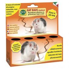 RAT RAUS Ambient REP78 - Repelent olfactiv impotriva soarecilor si sobolanilor 50 gr
