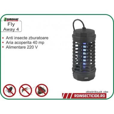 Aparat anti insecte muste tantari (40 mp) Fly Away 4