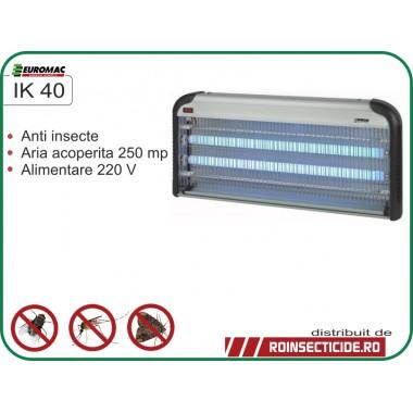 Distrugator insecte IK 40 ( 250 mp )