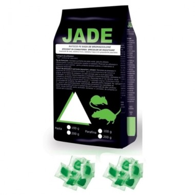 JADE Raticid Pasta - 100 gr